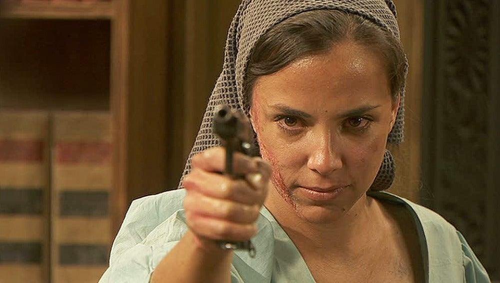Virtudes dispuesta a matar a Francisca