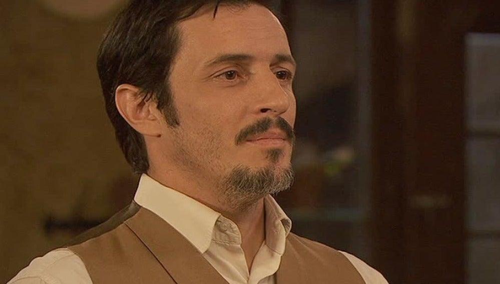 ¿Se declarará Alfonso a Emilia?