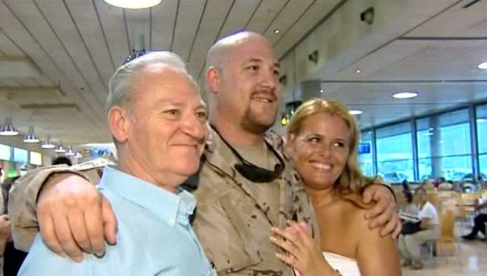 Los héroes de Afganistán vuelven a casa