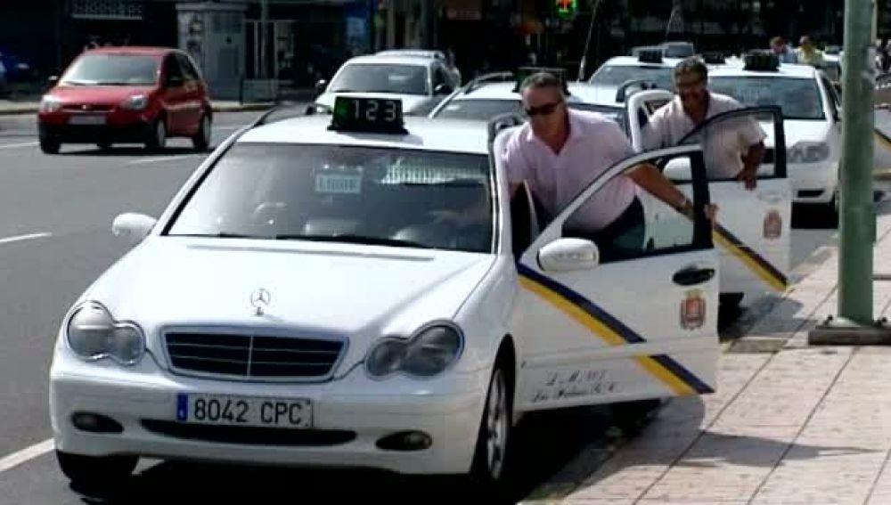 Taxis seguros con tecnología punta