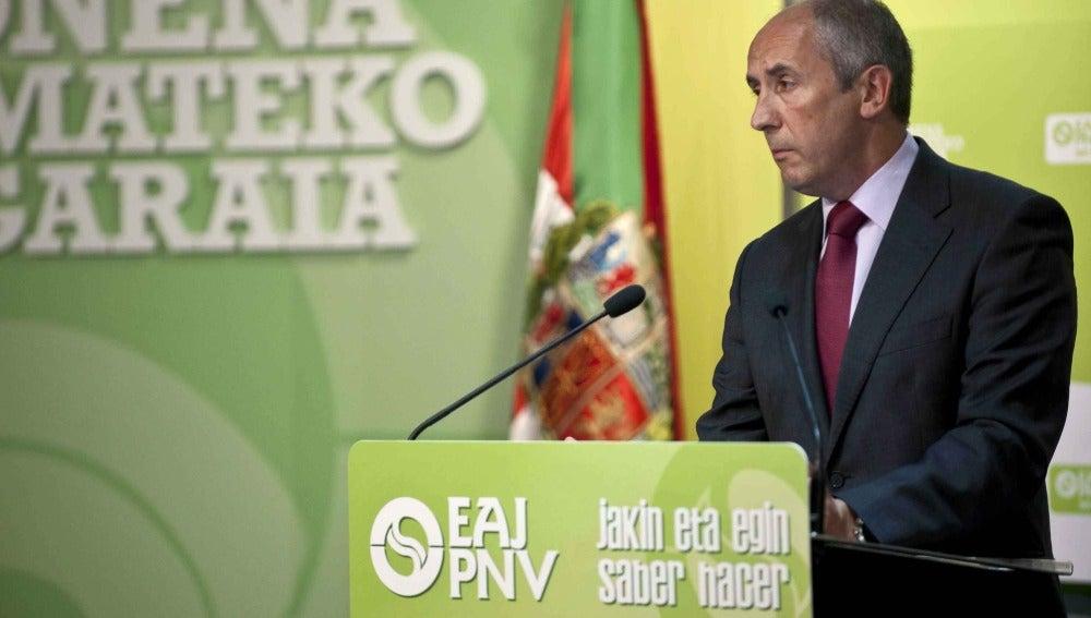 El PNV aprovecha la reforma constitucional para pedir el derecho de autodeterminaciónEl PNV aprovecha la reforma constitucional para pedir el derecho de autodeterminación