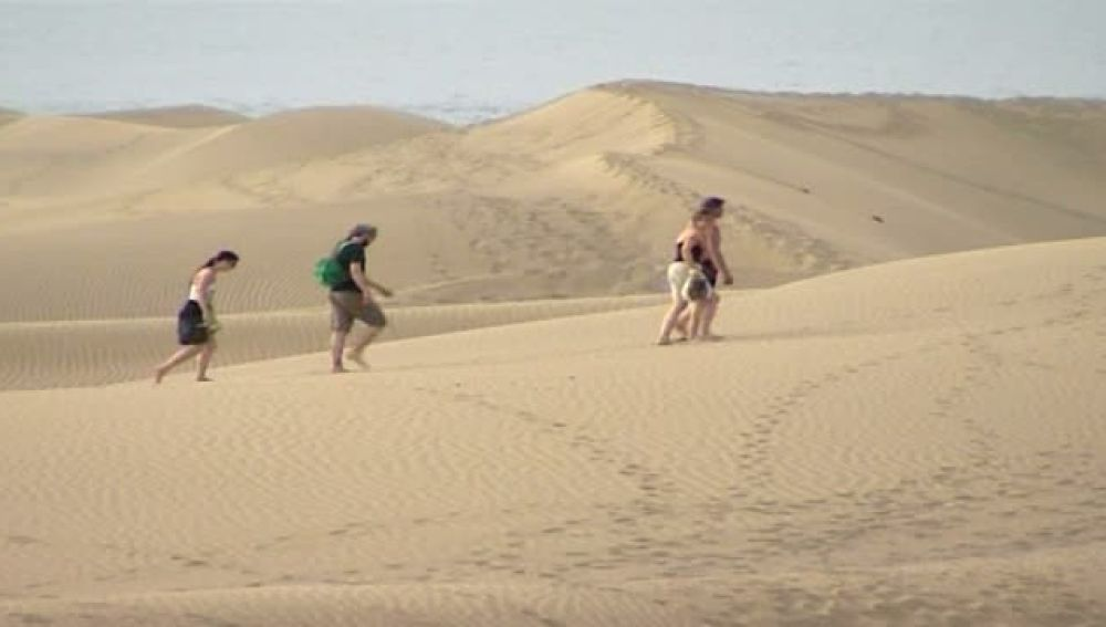 Sanciones para proteger las dunas