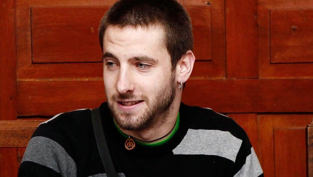 Oier Eizmendi Astibia, alcalde de Leitza