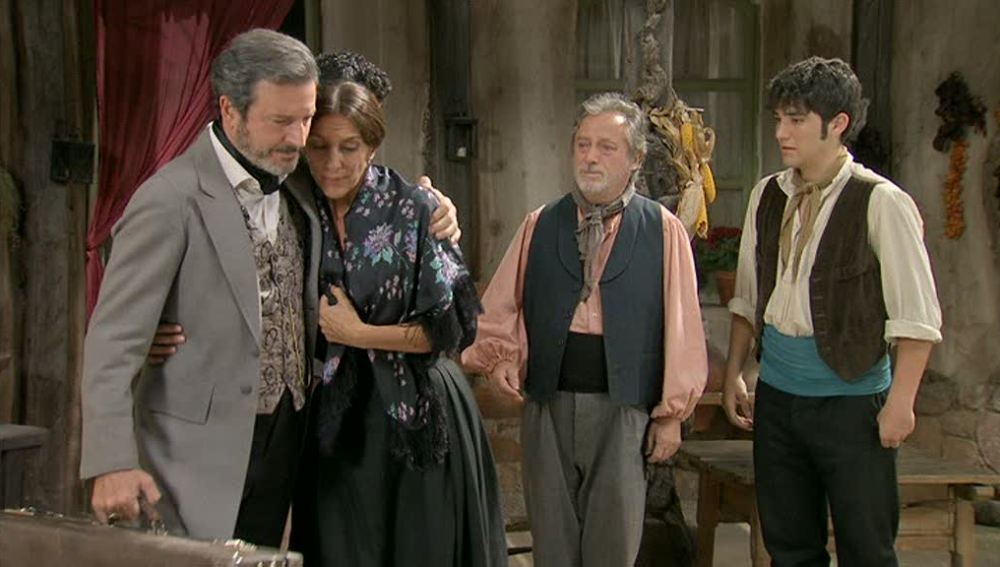 Carmen y Germán se marchan a Argentina