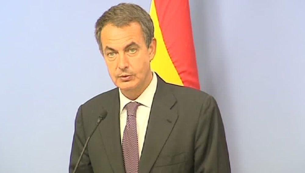 Zapatero no descarta nuevas medidas