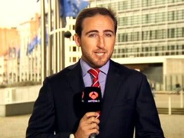 Guillermo Pascual en Bruselas