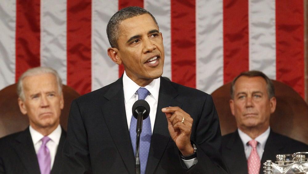 Obama presenta su plan de empleo