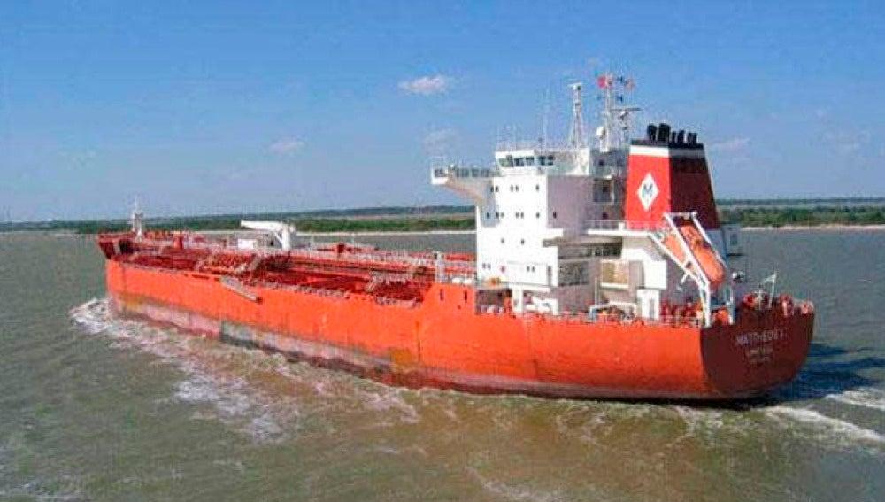 La tripulación del buque secuestrado en Togo está a salvo