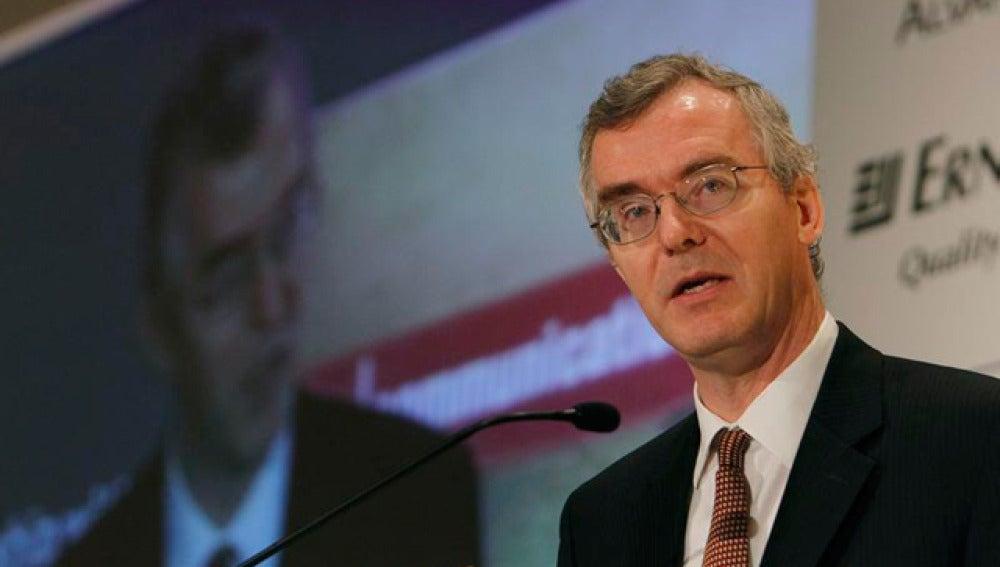 Bob Traa, representante de Grecia en el FMI
