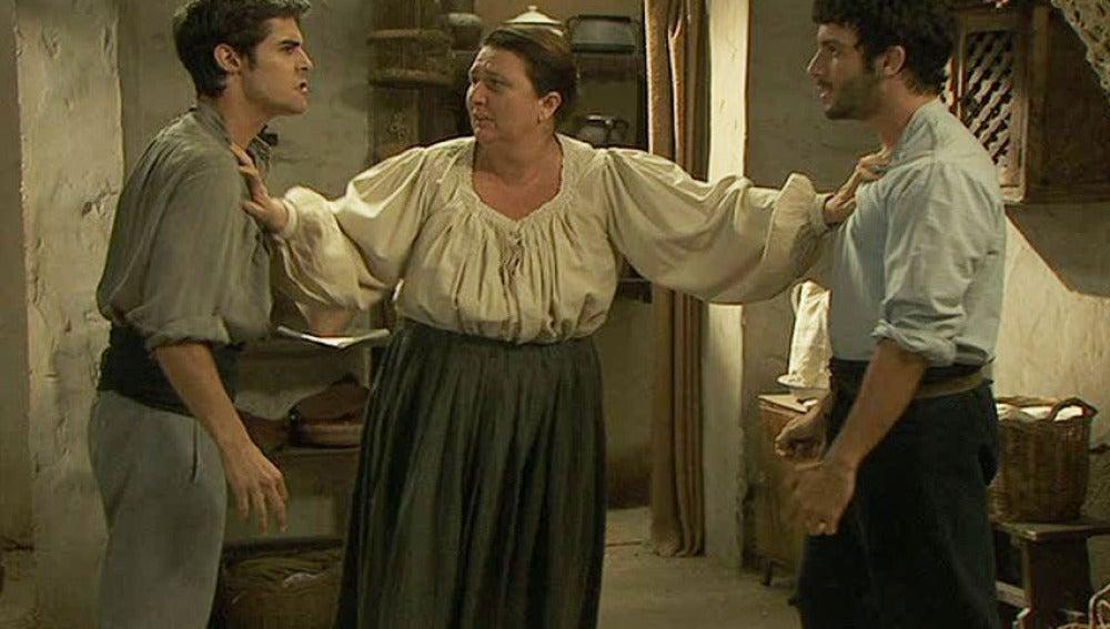 Los Castañeda, enfrentados por Soledad