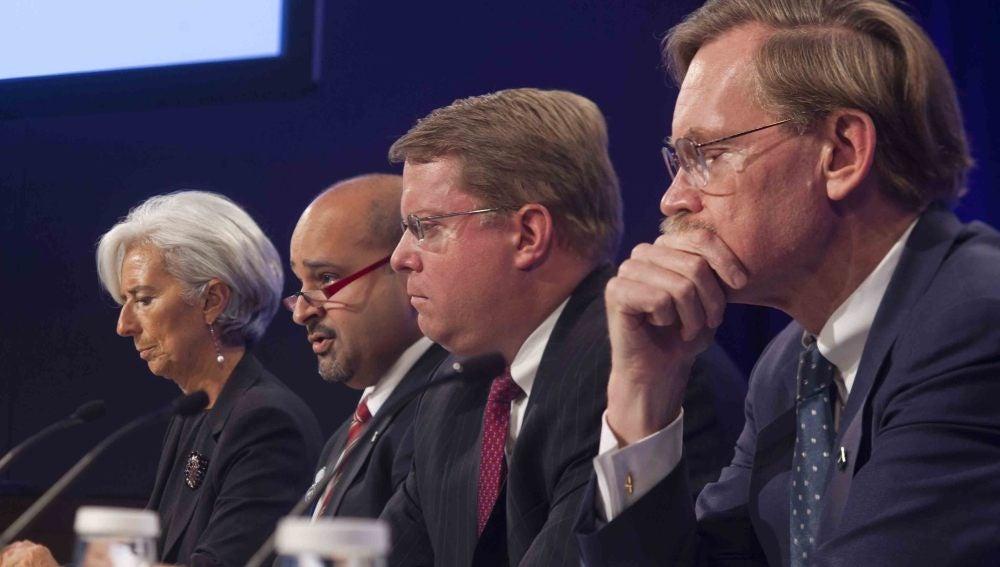 La asamblea del FMI y el BM finaliza con un mensaje de calma a los mercados