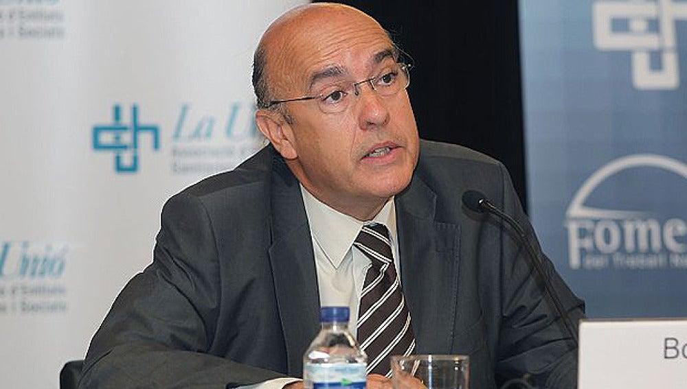 Boi Ruiz i Garcia, Consejero de Sanidad de la Generalitat catalana