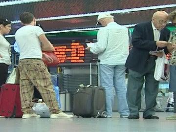 Huelga parcial en RENFE