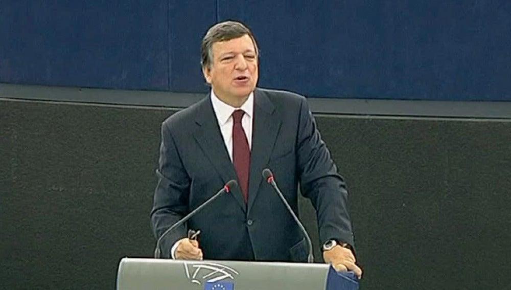 Durao Barroso comparece en Bruselas