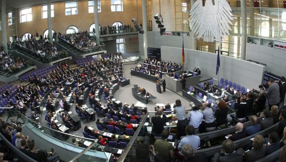 El Bundestag aprueba la ampliación