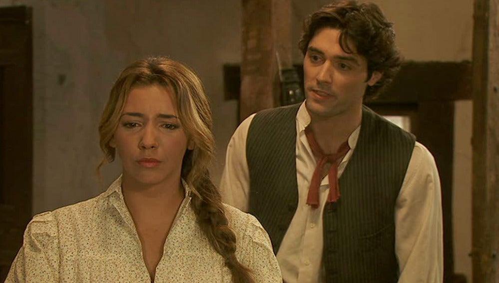 Emilia perdona las infidelidades de Severiano