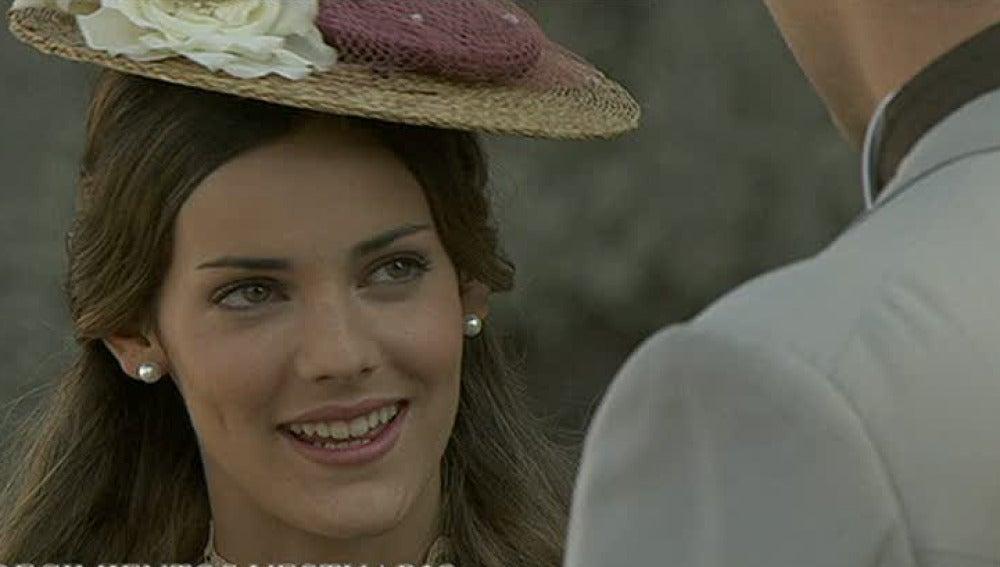Soledad conoce a Olmo