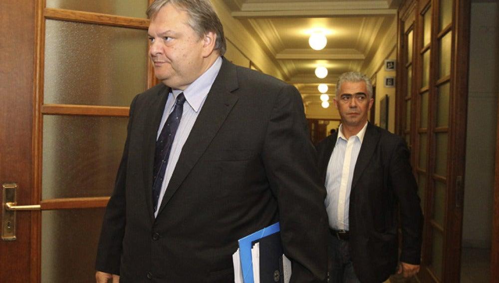 El ministro griego de Finanzas