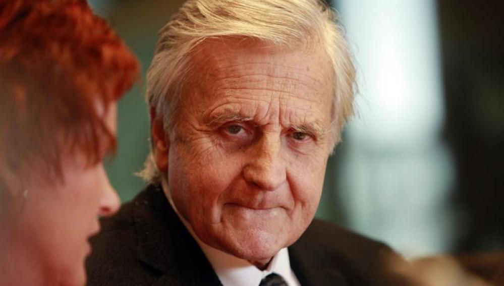 Trichet visita el Parlamento Europeo