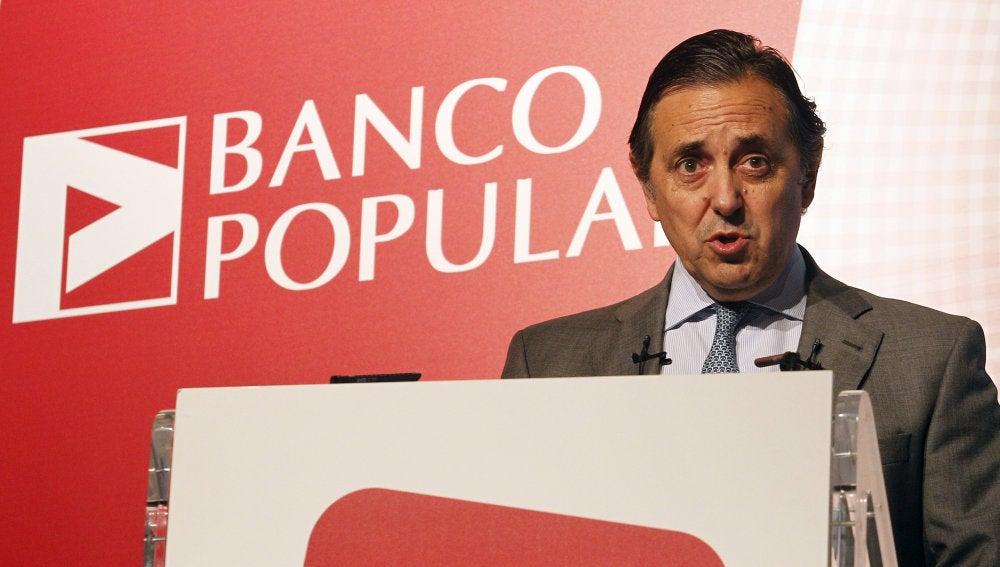 Posible fusión de Banco Pastor con Banco Popular