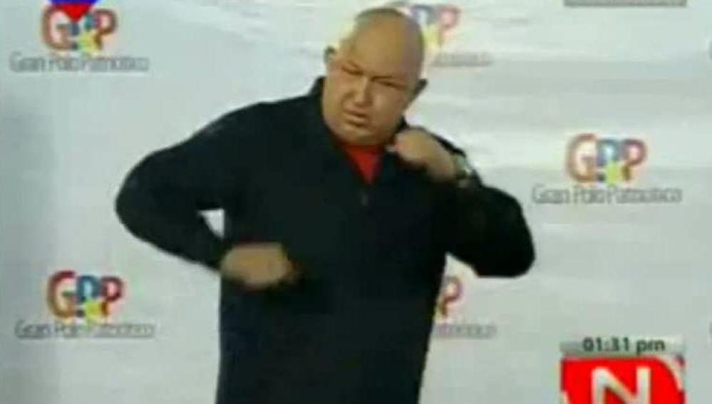 El rap de Hugo Chávez