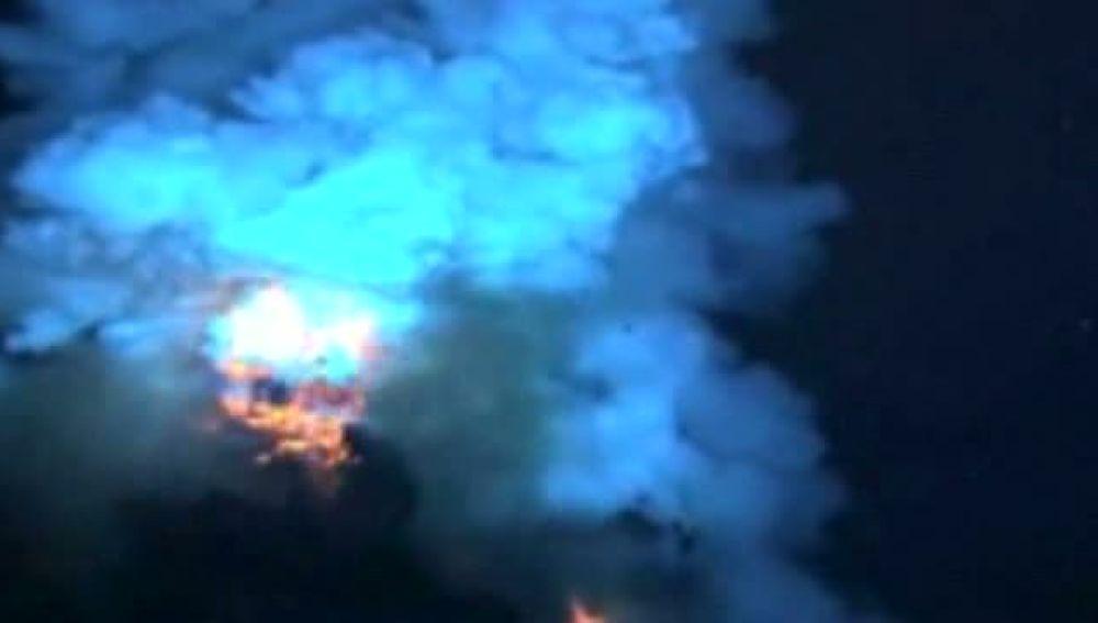 La última erupción volcánica en España fue en La Palma