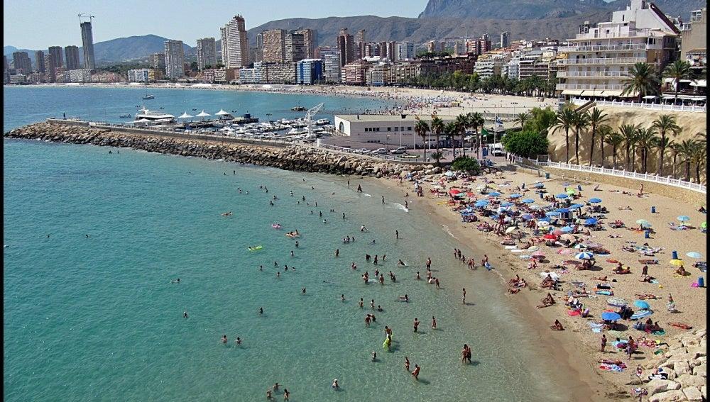 Las Playas de Levante, del Mal Pas y la de Poniente