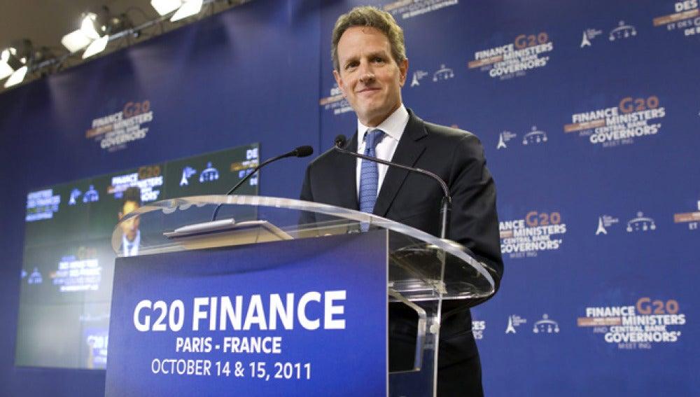 Reunión del G20 en París