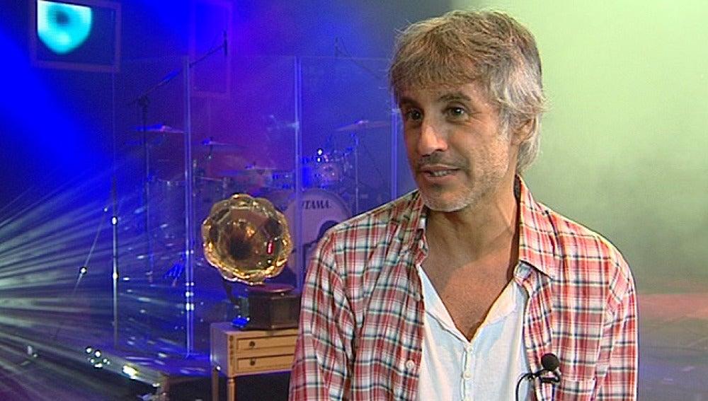 Sergio Dalma para Antena 3