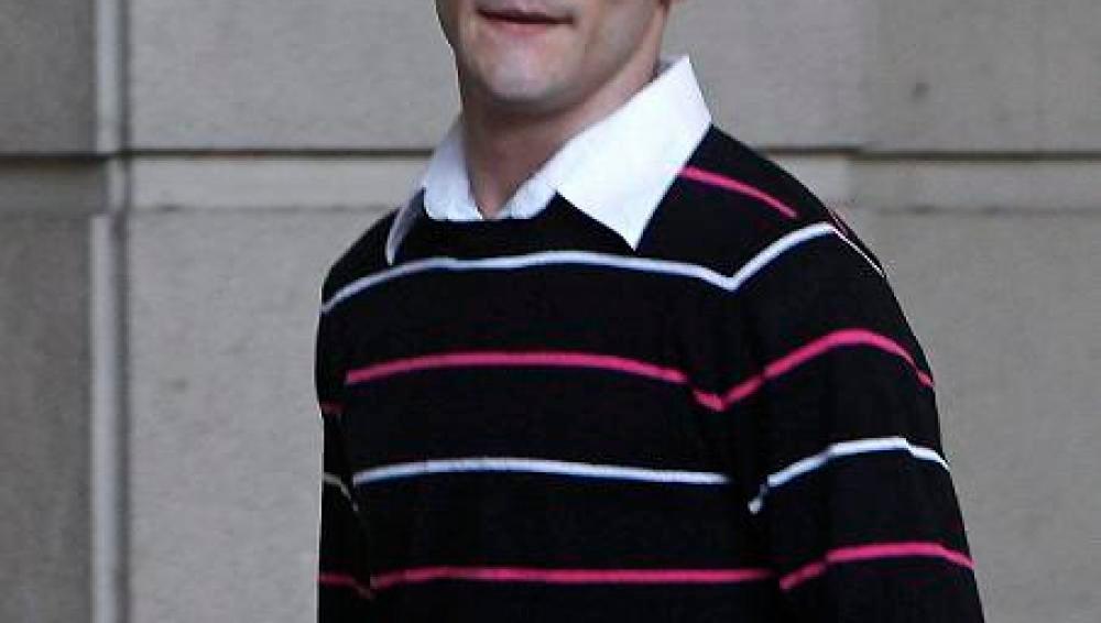 Samuel Benítez, uno de los acusados