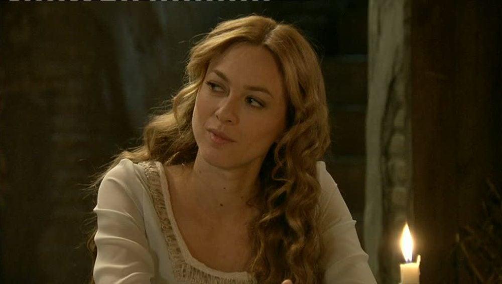 """Sara Reeves:  """"Acabemos con Mendoza y sus hombres"""""""