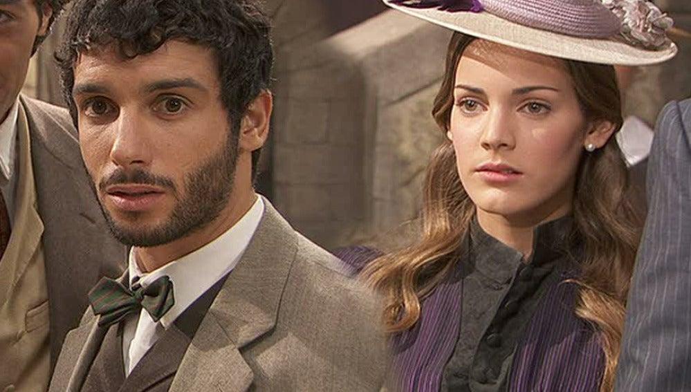 Soledad y Juan se encuentran