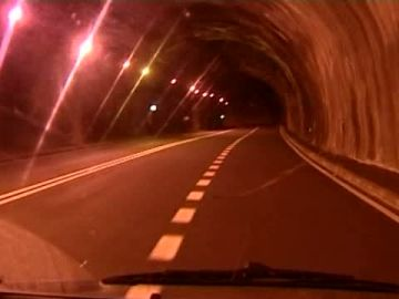 Abierto parcialmente el túnel de Los Roquillos