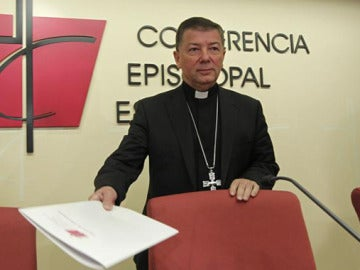 José Antonio Martínez Camino, portavoz de la Conferencia Episcopal