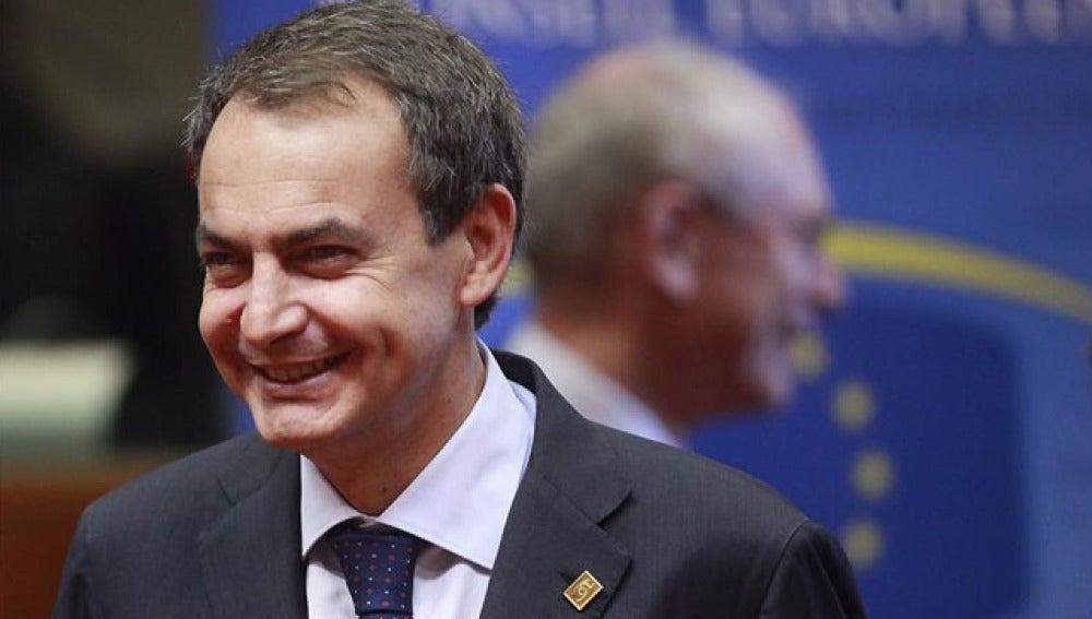 Zapatero, en la Cumbre