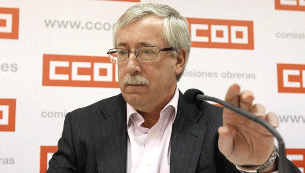 Toxo Fernández, secretario general de CCOO