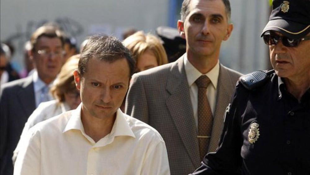 José Bretón, padre de los niños desaparecidos en Córdoba