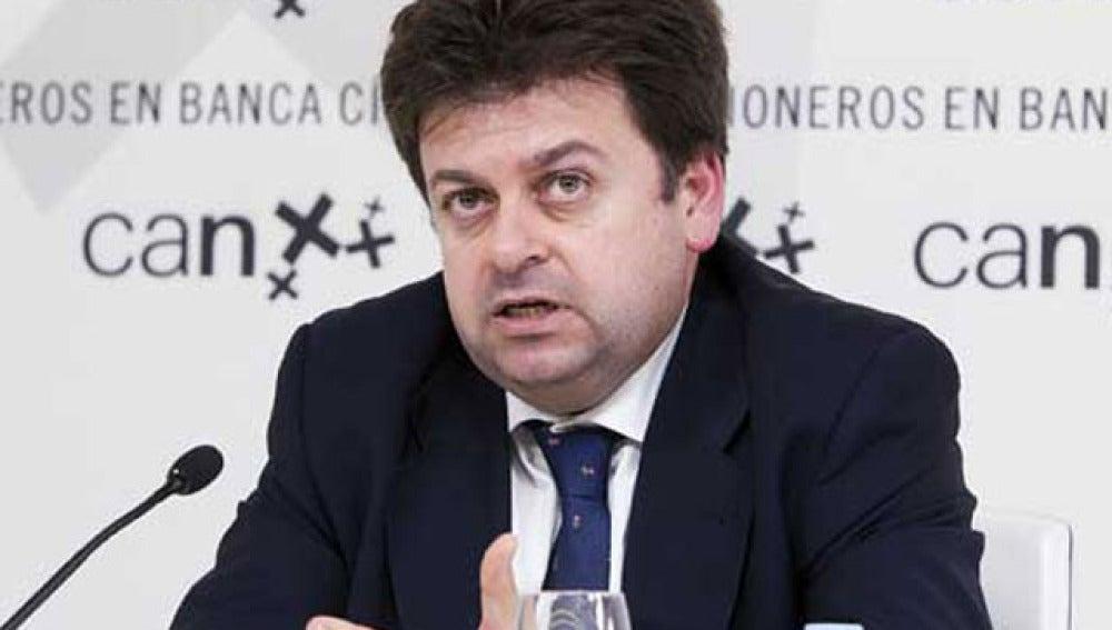 Santiago Carbó, director de estudios financieros de FUNCAS