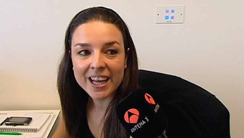 María, una española en Oxford