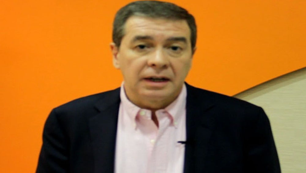 Jesús Rivasés, director del semanario 'Tiempo'