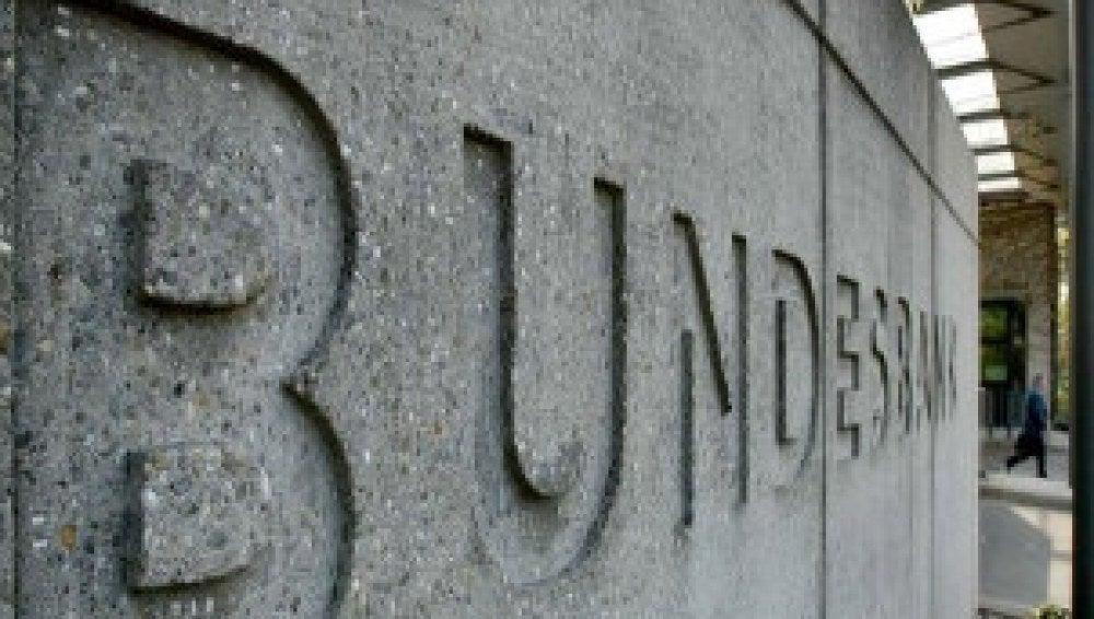 Imagen de la sede del Bundesbank