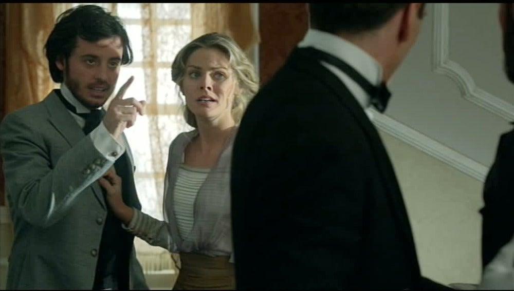Ignacio encubre a Julio por Alicia