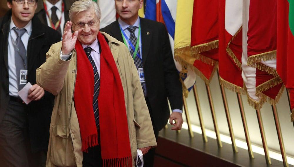 El italiano Mario Draghi sustituye a Jean-Claude Trichet al frente del BCE