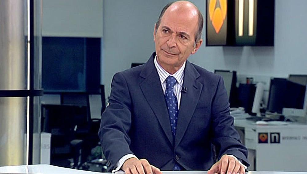El economista Carlos Rodríguez Braún