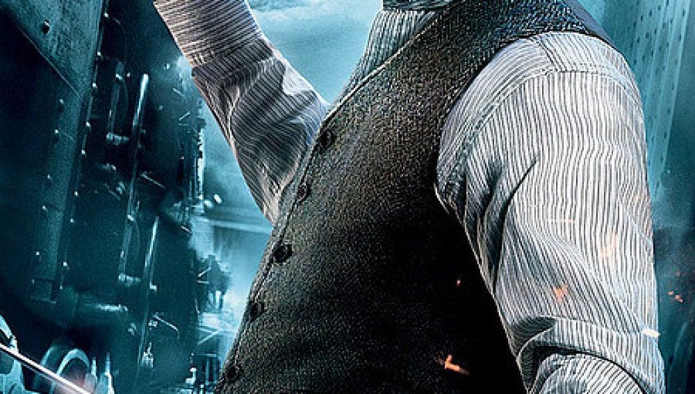 Jude Law en 'Sherlock Holmes: Juego de sombras'