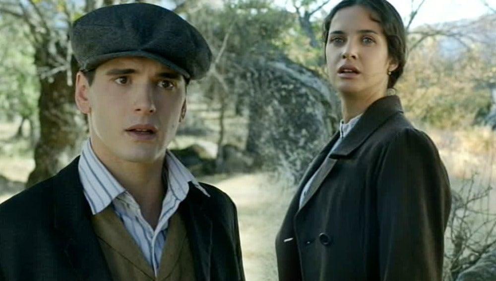 Julio y Cristina juntos