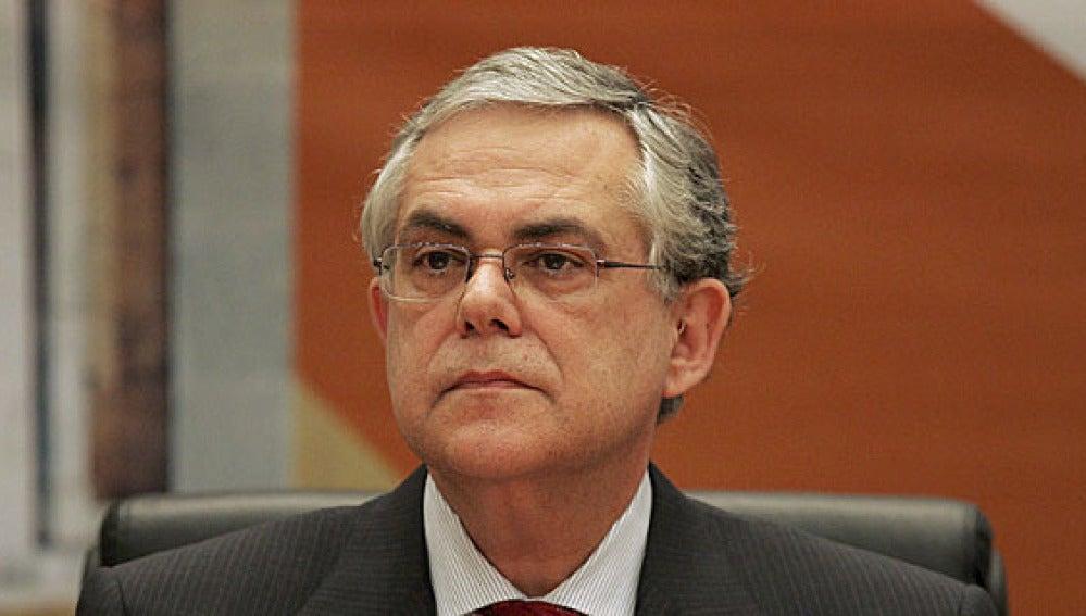 Lucas Papademos, expresidente del BCE