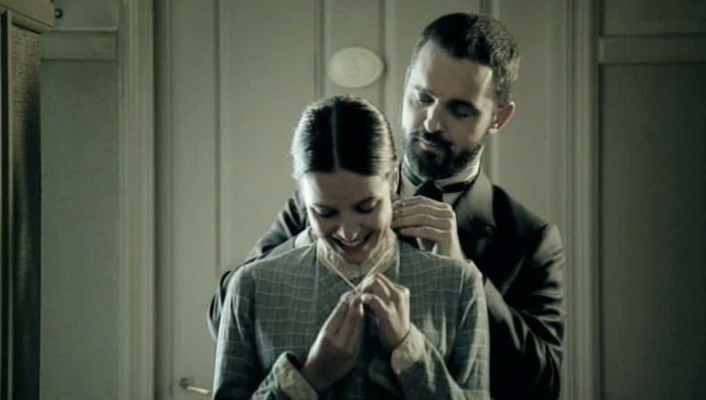 Cristina y Diego