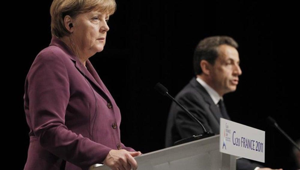 Berlín desmiente que haya negociaciones para una escisión de la eurozona