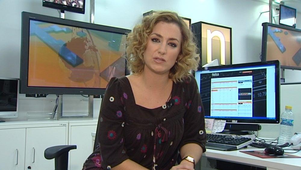 Mónica Prado, jefa de economía de Antena 3